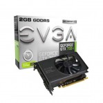 EVGA GeForce GTX 750 Ti Graphic Card 02G-P4-3751-KR