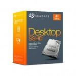Seagate Hybrid Drives STCL2000400 2TB MLC/8GB SATA 6.0Gb/s NCQ Desktop SSHD- Retail Kit