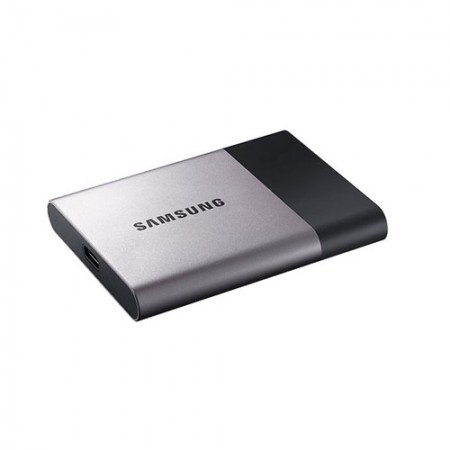 Samsung T3 Portable 1 TB USB 3.0 External SSD MU-PT1T0B