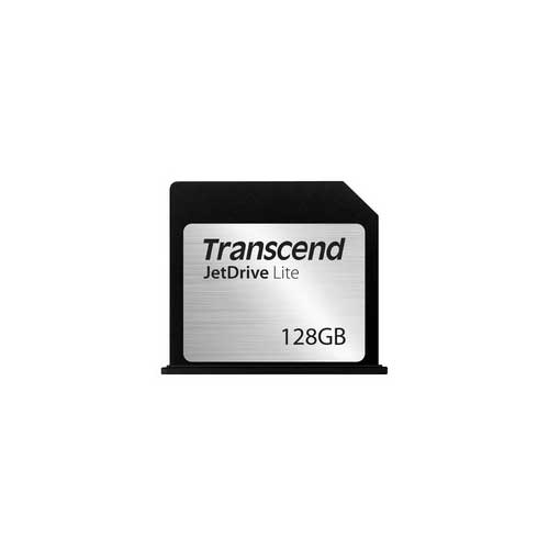 Transcend JetDrive Lite 130 128GB Storage Expansion Card for 13-Inch Macbook Air TS128GJDL130