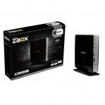 ZOTAC ZBOX BI323 Mini PC ZBOX-BI323-BE-W3B