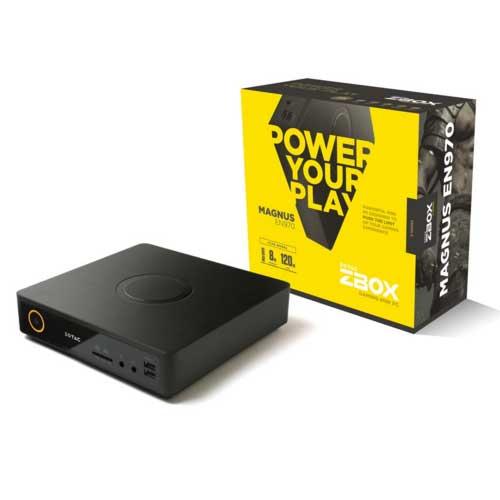 Zotac MAGNUS EN970 Plus Mini PC ZBOX-EN970-P-BE