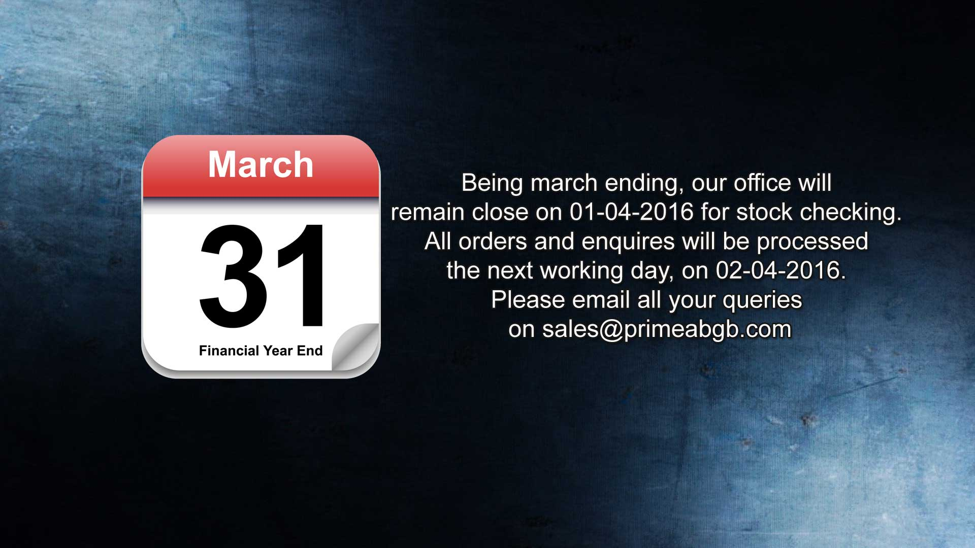 march-ending