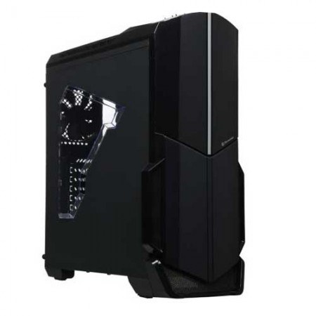 Thermaltake Versa N21 CA-1D9-00M1WN-00 Black SPCC ATX Mid Tower Computer Case