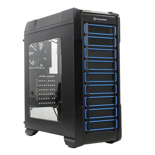 Thermaltake Versa N23 Mid-Tower Chassis CA-1E2-00M1WN-00