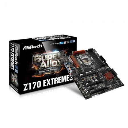 ASRock Z170 Extreme3 LGA 1151 Intel Z170 ATX Motherboard