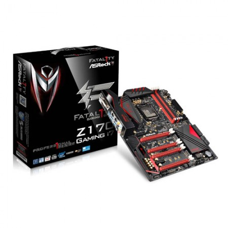 ASRock Professional Gaming i7 LGA 1151 Intel Z170 ATX Intel Motherboard