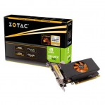Zotac NVIDIA GT 730 2GB 2 GB DDR5 Graphics Card ZT-71115-20L
