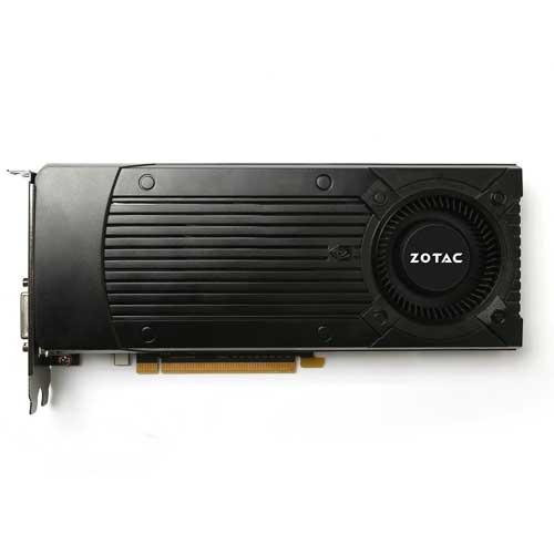 Zotac GeForce GTX 960 2GB Graphics Card ZT-90305-10P
