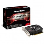 PowerColor Radeon R7 240 1GB GDDR5 V3 OC 1GB Graphic Card