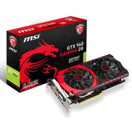MSI GeForc GTX 960 GAMING 2G 2GB Graphic Card