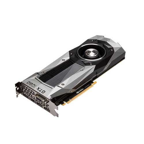 MSI Nvidia Geforce Pascal GTX 1080 Graphic Card