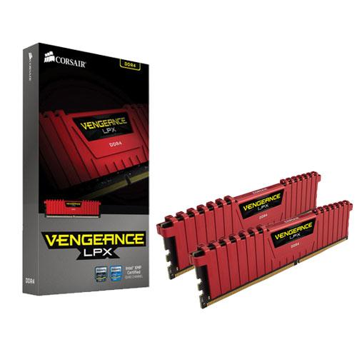 Corsair Vengeance LPX 32GB DDR4 3000Mhz Memory CMK32GX4M2B3000C15R