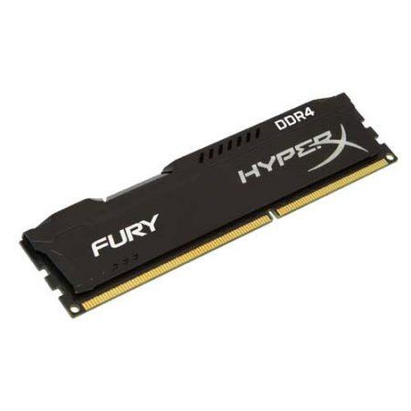 HyperX FURY 8GB DDR4 2400mhz Desktop Memory HX424C15FB/8