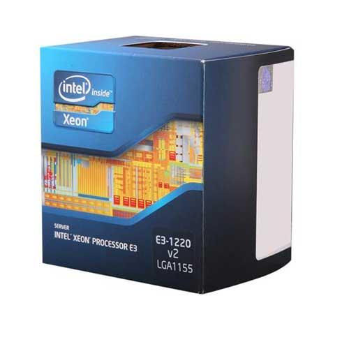 Intel Xeon E3-1220 V2 Ivy Bridge 3.1GHz LGA 1155 Server Processor