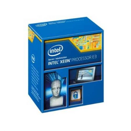 Intel Xeon E3-1240V3 Haswell 3.4 GHz LGA 1150 Server Processor