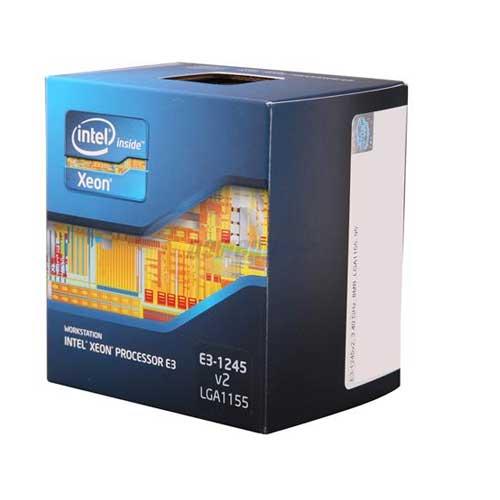 Intel Xeon E3-1245 V2 Ivy Bridge 3.4GHz LGA 1155 Server Processor