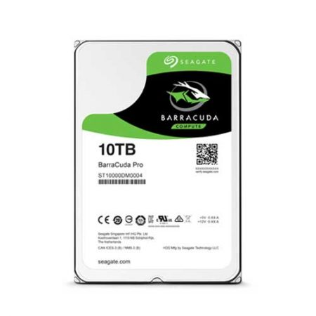 Seagate Baracuda Pro 10TB Hard Drives ST10000DM0004