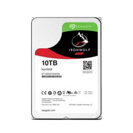 Seagate IronWolf 10TB Hard Drives ST10000VN0004