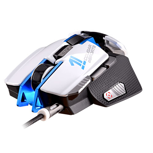 COUGAR-700M-eSPORTS-White-Laser-Gaming-Mouse-CGR-WLMW-700