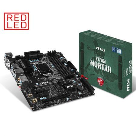 MSI Z170M MORTAR LGA 1151 Motherboard