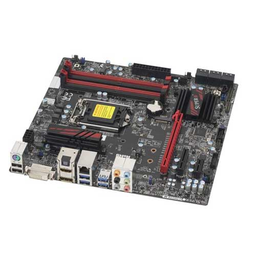 SUPERMICRO SuperO MBD-C7H170-M-O LGA 1151 Micro-ATX Motherboard