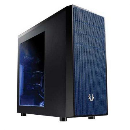 Bitfenix-Neos-Window-Black-Blue-Computer-Cabinet-BFC-NEO-100-KKWSB-RP
