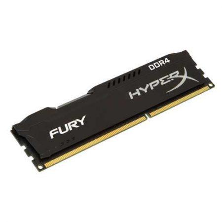 HyperX FURY Series 8GB 2400MHz DDR4 Memory HX424C15FB2/8