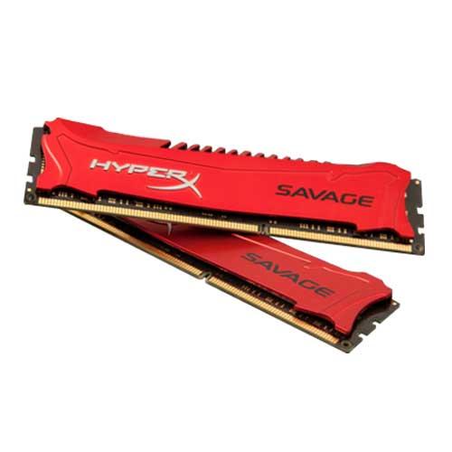 HyperX Savage Series 16GB 1600MHz DDR3 Memory HX316C9SRK2/16