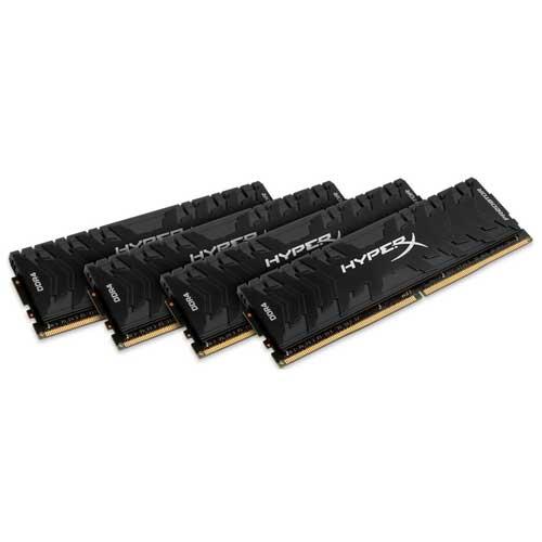HyperX Predator Series 32GB 2400MHz DDR3 Memory HX324C11PB3K4/32