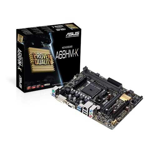 Asus A68HM-K AMD Motherboard