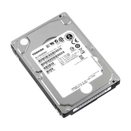 "Toshiba 900GB 2.5"" 10000 RPM Notebook Enterprise Internal Hard Drive AL14SEB090N"