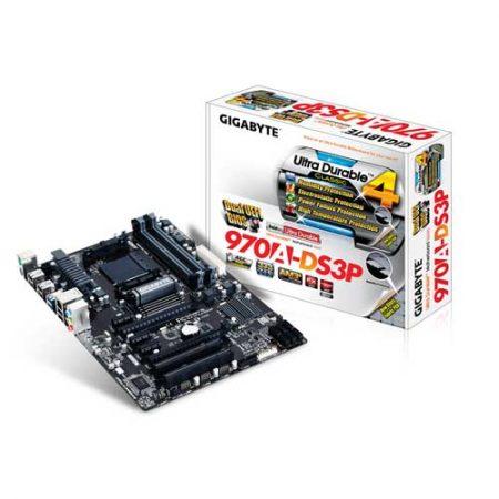 Gigabyte GA-970A-DS3P Socket AM3 Motherboard