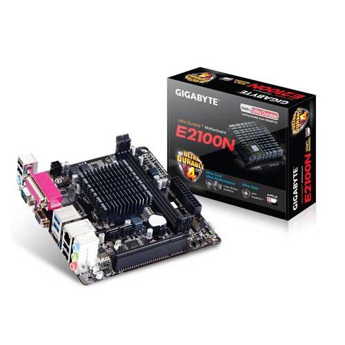 Gigabyte GA-E2100N ATOM Motherboard