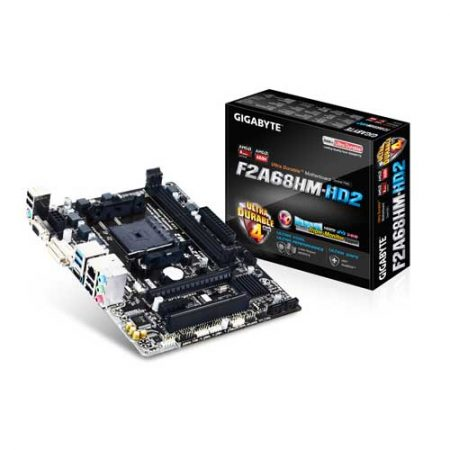 Gigabyte GA-F2A68HM-HD2 Socket FM2+ Motherboard