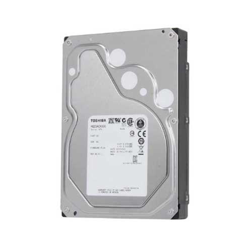"""Toshiba 3TB 3.5"""" 7200 RPM Desktop Enterprise Internal Hard Drive MG03SCA300"""
