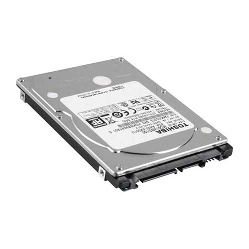 "Toshiba 500GB 2.5"" 5400 RPM Notebook Internal Hard Drive MQ01ABD050"