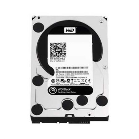 "Western Digital 4TB 3.5"" 7200 RPM Desktop Internal Hard Drive WD4004FZWX"