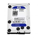 "Western Digital 4TB 3.5"" 5400 RPM Desktop Internal Hard Drive WD40EZRZ"