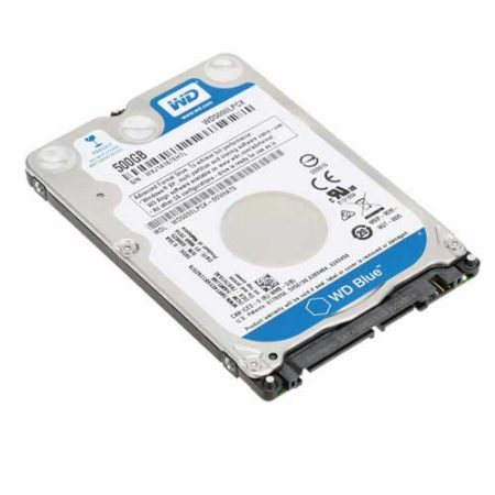 "Western Digital 500GB 2.5"" 5400  RPM Notebook Internal Hard Drive WD5000LPCX/VX"