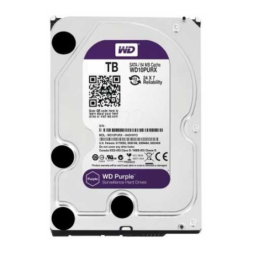 "Western Digital 8TB 3.5"" 5400  RPM Desktop Internal Hard Drive WD80PUZX"