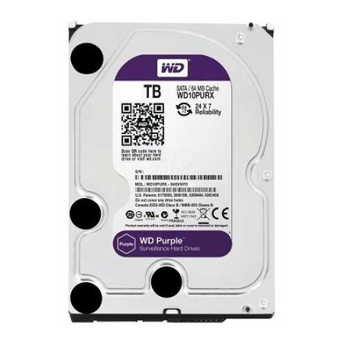 """Western Digital 8TB 3.5"""" 5400 RPM Desktop Internal Hard Drive WD80PUZX"""