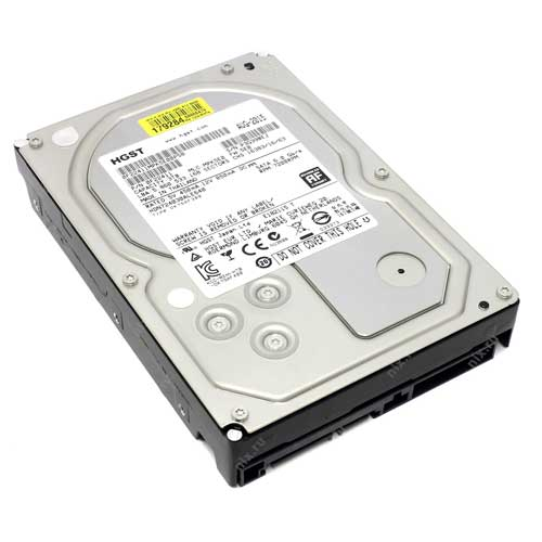 "HGST 2TB 3.5"" 7200 RPM Desktop Enterprise Internal Hard Drive HUS726020ALA610"
