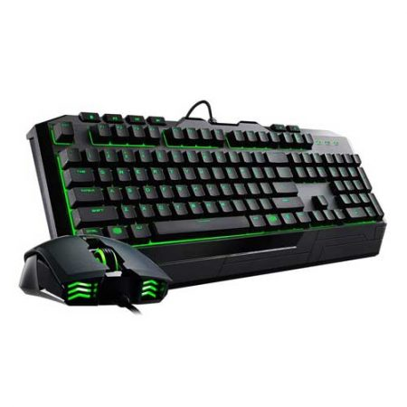 Cooler-Master-Devastator-II-GREEN-LED-Gaming-Keyboard-&-Mouse-SGB-3032-KKMF1-US
