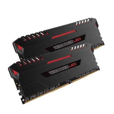 Corsair-VENGEANCE-LED-16GB-DDR4-3000MHz-C15-Memory-Kit-Red-LED-CMU16GX4M2C3000C15R