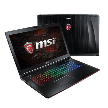 MSI GE72VR 7RF Apache Pro (GeForce® GTX 1060, 6GB GDDR5) Gaming Laptop