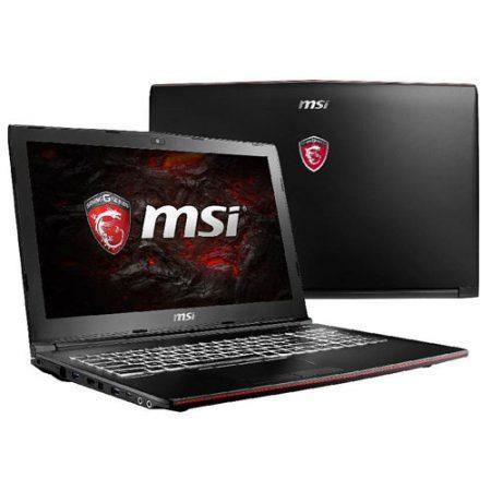 MSI GP62 7RD Leopard (nVidia Geforce GTX 1050, 2GB GDDR5) Gaming Laptop