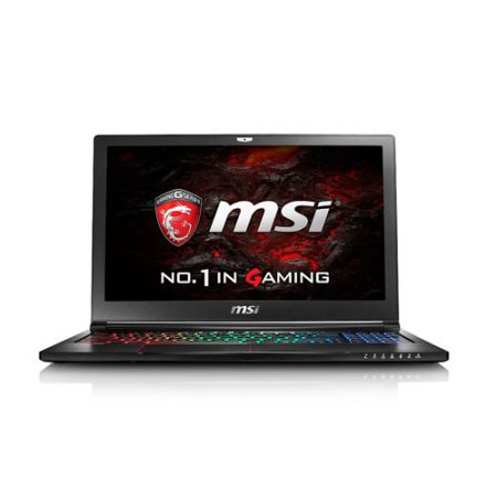 MSI GS63 6RF Stealth Pro (nVidia Geforce GTX 1060, 6GB GDDR5) Gaming Laptop