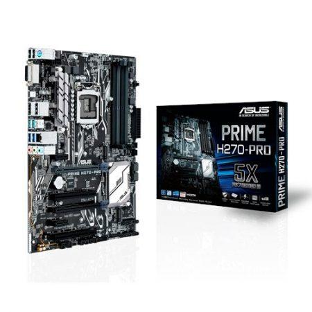 ASUS PRIME H270-PRO Socket 1151 Intel H270 Motherboard