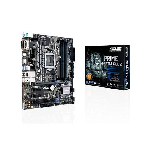 ASUS PRIME H270M-PLUS Socket 1151 Intel H270 Motherboard